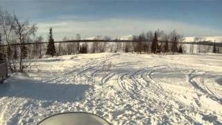 Снегоходный тур &quot;Белое Безмолвие&quot;, март 2013 г.<