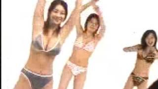 日本超可爱大波女跳舞 日本