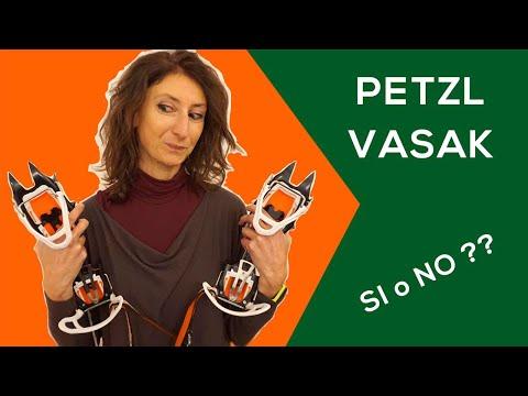 Recensione ramponi Petzl Vasak