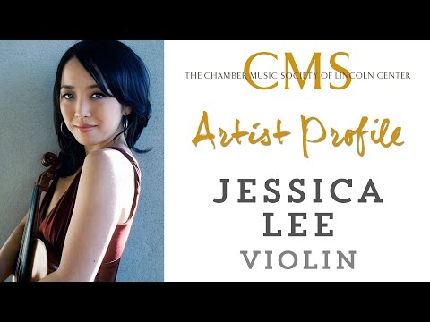 Jessica Lee Artist Profile - November 2011