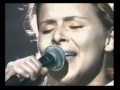 "Capture de la vidéo Emiliana Torrini ""to Be Free"" Live Npa 1999"