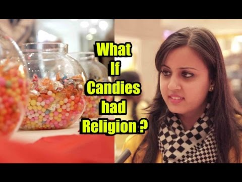 What if Candies had Religion? Social Experiment on Religious Discrimination - BC Films