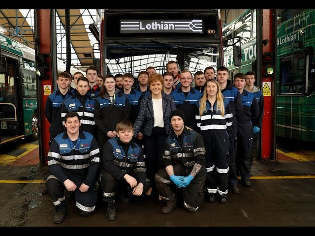 Launch of Scottish Apprenticeship Week