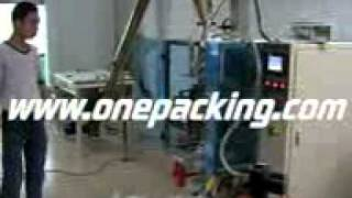 Vanilla - Chocolate Powdered Sugar Frosting Vertical  Packing Machine(manufactourer)