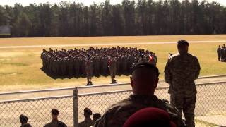 Family Day at Fort Jackson South Carolina on 02/23/2011