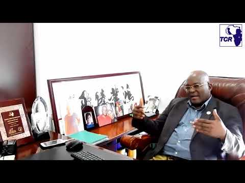TCR TV: Chat with Mr Jude Chuka, Nigerian Intreprenuer in China