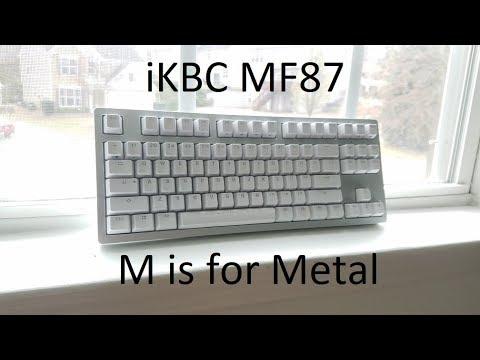 iKBC MF87 Review - Heavy Metal TKL