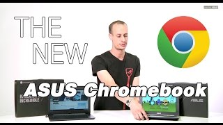 Introducing the New ASUS Chromebooks C200 and C300