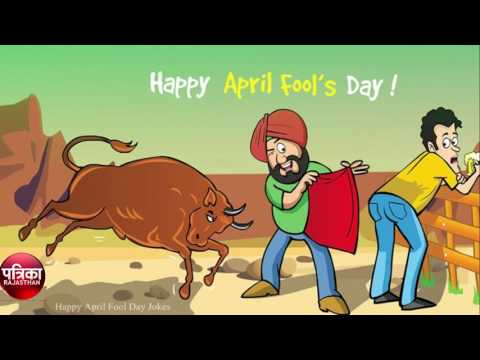 April fools day funny SMS, jokes