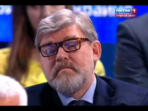 """Ответ Президента России на вопрос главного редактора """"Независимой газеты"""""""