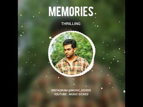 Memories Thrilling Bgm