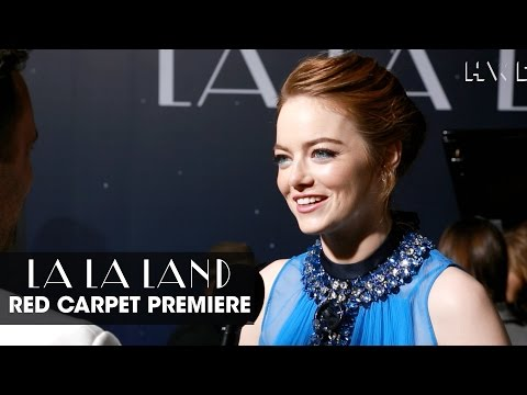 La La Land (2016 Movie) - Red Carpet Premiere by Vanity Fair HWD