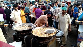 Biggest Iftar in Pakistan | Ramadan Iftar Time | Ramadan Food Street of Karachi Pakistan