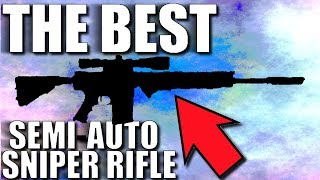 Best Sniper Rifle, Semi Auto - GHOST RECON WILDLANDS