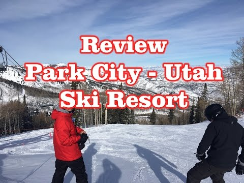 Review Park City - Utah Ski Resort
