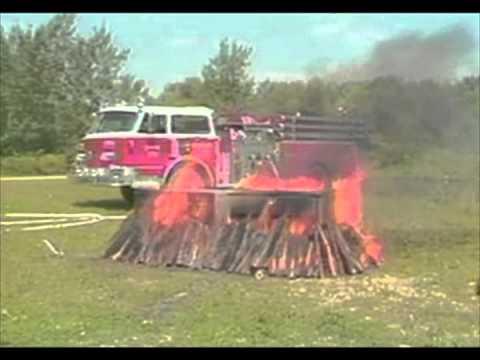 Ulrich Planfiling: Fire Resistance!