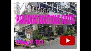 Paradiso Boutique Suites Bangkok Thailand