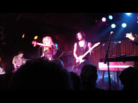 The Asteroids Galaxy Tour - The Golden Age & Fantasy Friend Forever (live in San Diego)