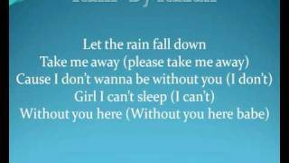 Rain By Razah Lyrics