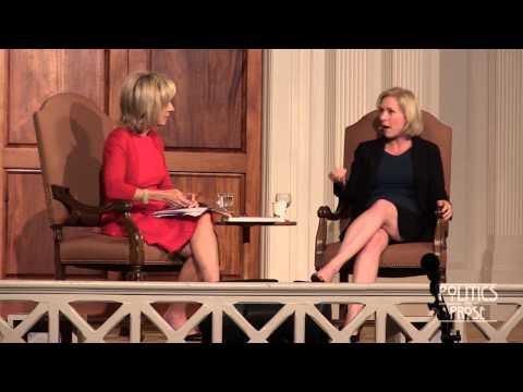 "Senator Kirsten Gillibrand ""Off the Sidelines"""