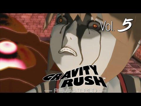Gravity Rush [PS4] : แรกพบสบตาเมื่อเจอหน้าเธอ ใจฉันละเมอถึงเธอสับสน - Part 5