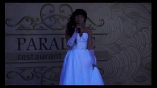 Самая трогательная песня невесты!!!!!