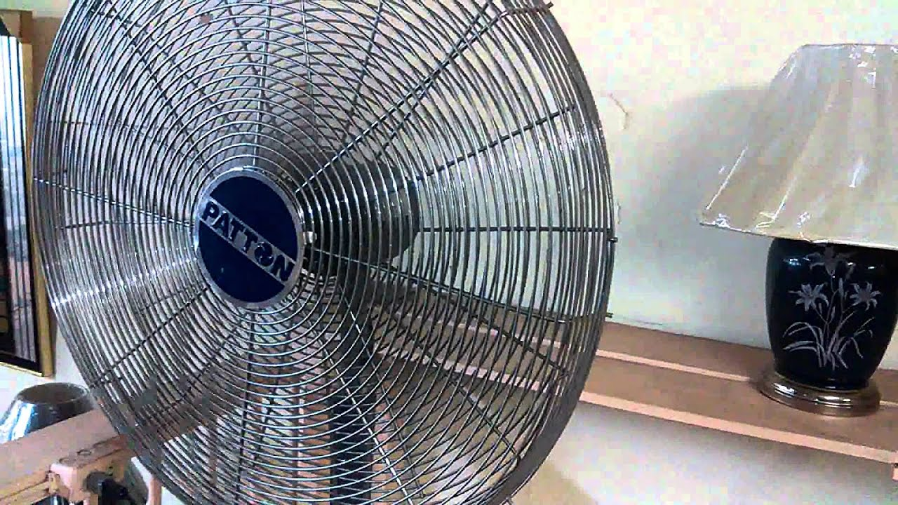 Patton Air Circulator Motor : Patton fan parts lan mapping software homemade trash