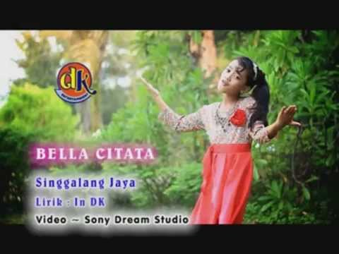 BELLA CITATA ~ Lagu Minang Anak Anak ~  Singalang Jaya