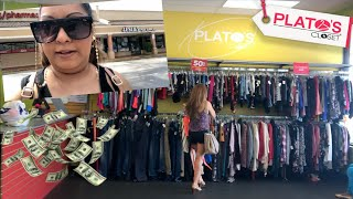 How to Make Money by Selling your Clothes to Platos Closet