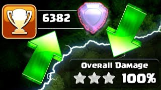 I COPIED THE #1 PLAYER IN THE WORLD......AND THIS HAPPENED! - Clash Of Clans