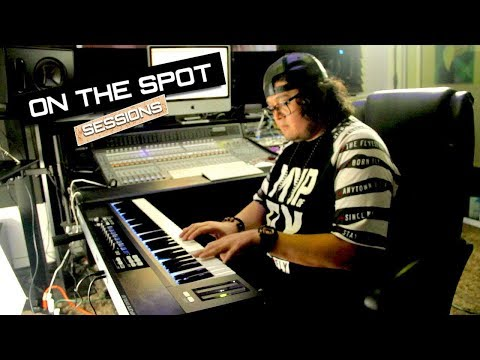XXL Freshmen 2016 Producer Makes a Beat ON THE SPOT - Sikwitit ft -topic x Bobby Sessions