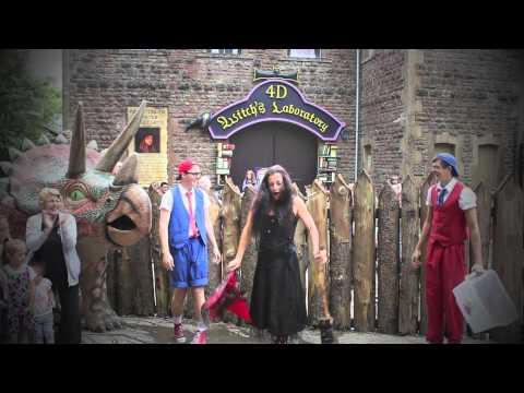 Wookey Hole Witch Ice Bucket Challenge