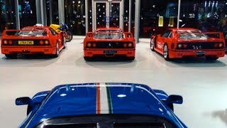 $50 million Supercar Showroom