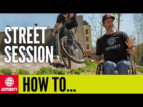 How To Session A Street Spot With Blake & Martyn