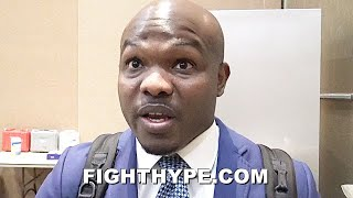 "TIM BRADLEY BRUTALLY HONEST ON RYAN GARCIA VS. PACQUIAO; SERIOUSLY WARNS HE'LL GET SLEPT ""NO JOKE"""