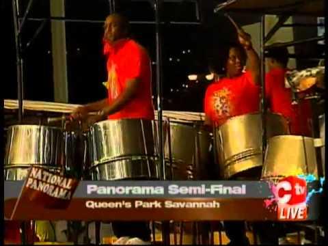 Play Yourself - Trinidad All Stars Panorama Semi Final 2012