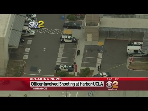 Officer-Involved Shooting Reported Inside ER At Harbor-UCLA Hospital