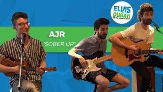 """AJR """"Sober Up""""   Elvis Duran Live"""