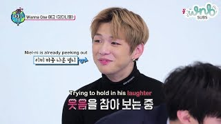 [ENG SUB] 181113 Wanna One's Amigo TV Preview - Kang Daniel by WNBSUBS