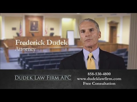 San Diego Bicycle Accident Attorney Fred Dudek: Choosing an Attorney with Cycling Experience