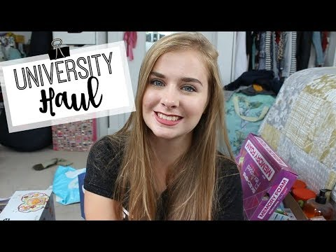 HUGE UNIVERSITY HAUL! HEMA, TESCO, ASDA, DUNELM & MORE