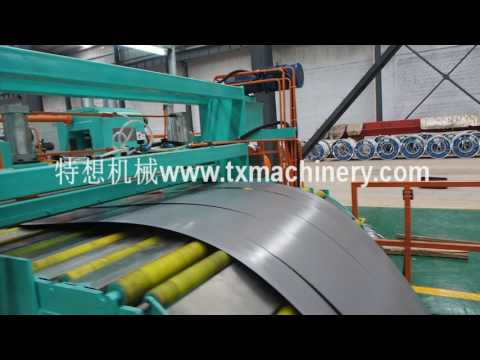 1850mm slitting line