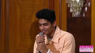 Roshan Abdul Rahoof Speech At Oru Adaar Love Tamil Audio Launch