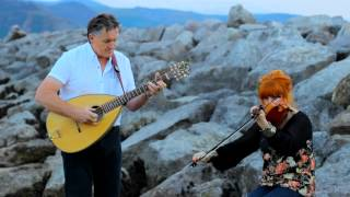 BREAKWATER SESSIONS: John Williams & Elizabeth Kearney - The Ferry to Piel Island