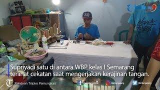 Download Video Supriyadi Seorang Narapidana Membuat Kerajinan Tangan di Semarang MP3 3GP MP4