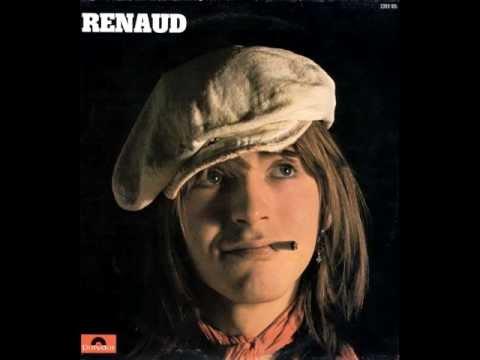 Renaud SOCIETE TU M'AURAS PAS - Amoureux de Paname 1975