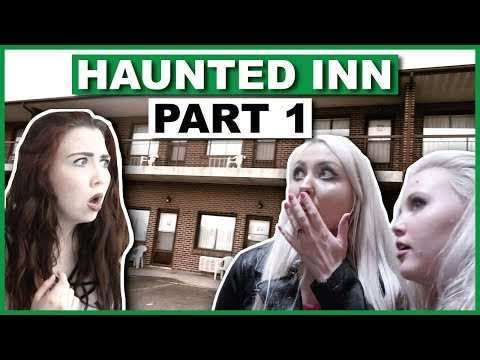 I Stayed Overnight At A Haunted Inn (Part 1)