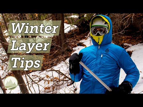 Layer for Winter Hiking: Clothing Layers for Cold Weather | Sawback Gear