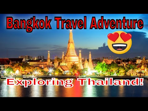 What to expect in Bangkok Thailand (bangkok travel adventure) from YouTube · Duration:  6 minutes 33 seconds