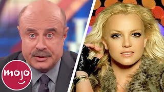 Top 10 Shocking Dr. Phil Scandals